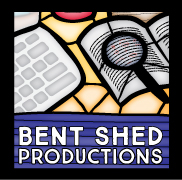 Bent Shed Productions logo and image